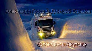 Александр Гросс и Дмитрий Ефимов-Олекминск-Якутск ( Зимник)