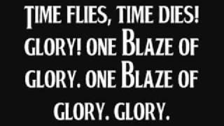 RENT: One Song Glory Lyrics