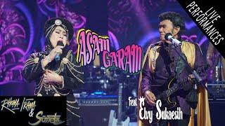 Download RHOMA IRAMA & SONETA GROUP FEAT. ELVY SUKAESIH - ASAM GARAM (LIVE)