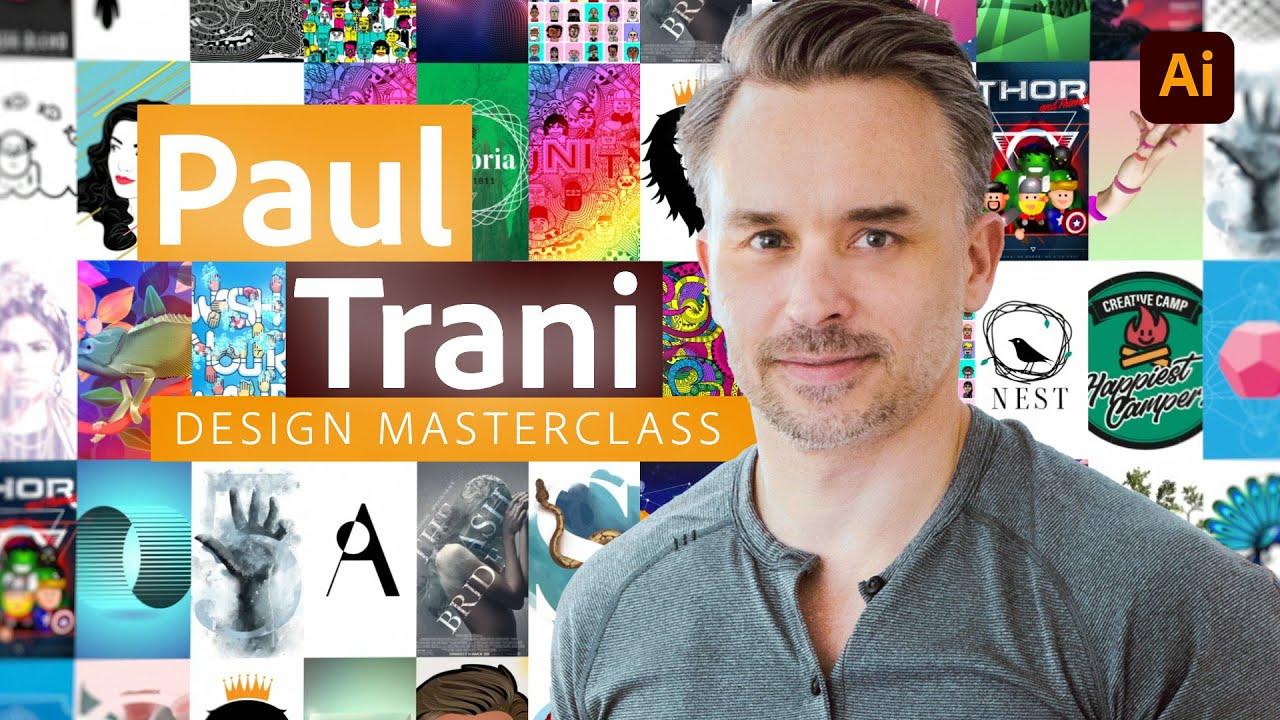 Design Masterclass: Recreating Popular Logos