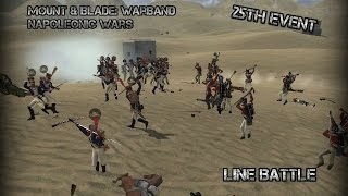 Napoleonic Wars - Line Battle #109 30.08.15