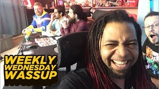 New York Comic Con is over!! Hanging with Ecomog, Failwhale34 & Blindwave! BTS (VLOG VIDEO)