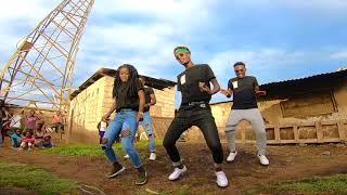 DopeNation x DJ Enimoney x Olamide - Naami Dance Video Mubangaculture Choreography w Afro3sixty