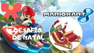 MARIO KART 8 - DESAFIO DE NATAL