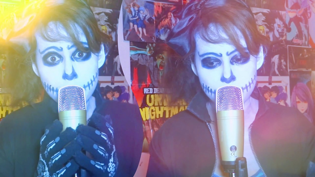 this is halloween female version cover rebeca carrillo - youtube