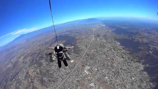 Lucy's Tandem Skydiving at Skydive Elsinore