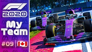 F1 2020 Career Mode Part 9: NEW SPONSOR FOR CANADA
