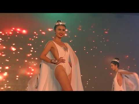 Amazing Swimsuits (Mozart & Tchaikovsky), Miss Chinese World 2017