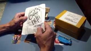 Велосипед (Finger BMX) Посылка из Китая! + тюнинг для велосипедов! Алиэкспресс.