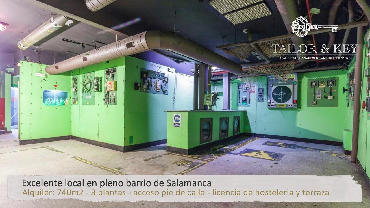 Local En Alquiler En Lista Madrid