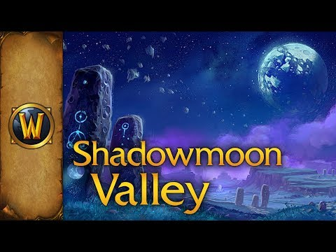 World Of Warcraft - Music & Ambience - Shadowmoon Valley (Draenor)