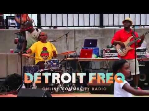 Detroit Caribbean Cultural Festival :: New Center Park, Detroit, August 2015 :: Detroit Freq Radio
