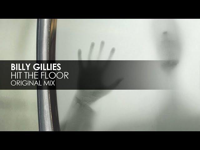Billy Gillies - Hit The Floor