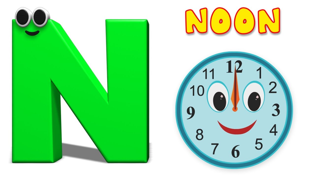 medium resolution of phonics letter n alphabet nursery rhymes for children cartoons for todders by kids tv youtube