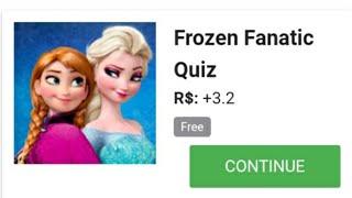 Frozen Fanatic Quiz answers | +3.2 ROBUX | Quizdiva | 100% Scoree