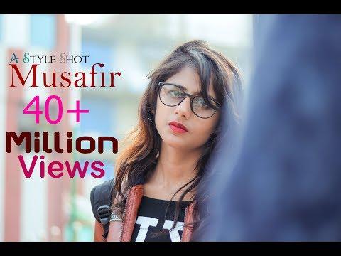 MUSAFIR | Love Story | A Style Shot | Sahil Mark & Niya Sharma | Atif Aslam | Amit Âmrìt