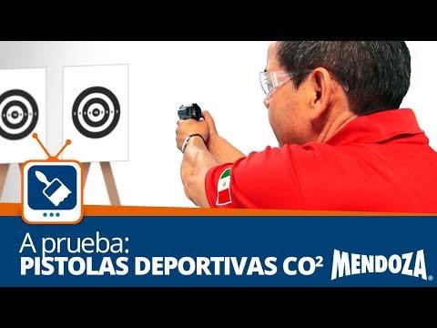 A Prueba: Pistolas Deportivas De CO2 Mendoza