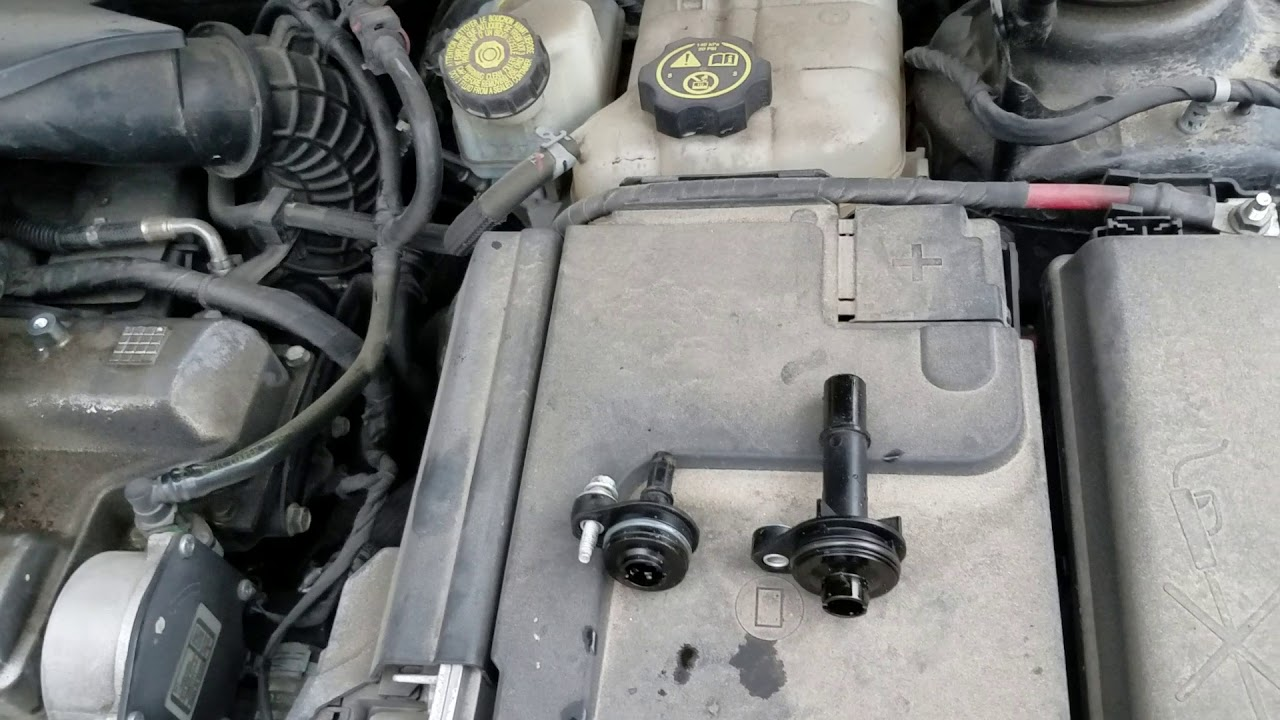 2014 Chevrolet Malibu 2 5L 4Cyl - PCV Valve Replacement