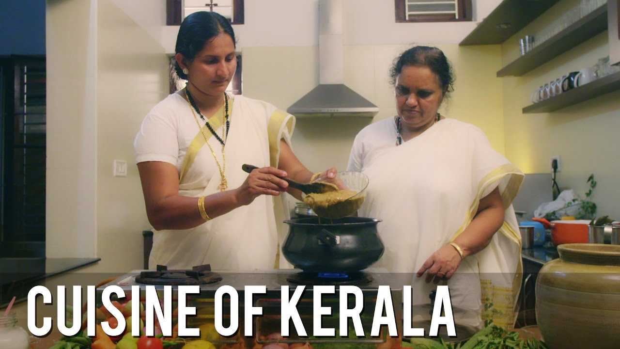 Cuisine of kerala youtube for Cuisine of kerala