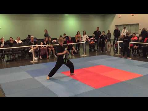 Zach Thomas Weapons Compete Nationals