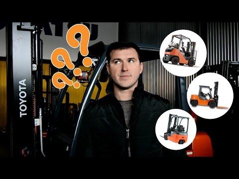 Какой погрузчик лучше Электро, Дизель или ГАЗ/Бензин