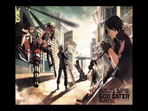 God Eater Burst (ゴッドイーター バースト) -alan - Over the Clouds -ENERGY BURST MIX- mp3