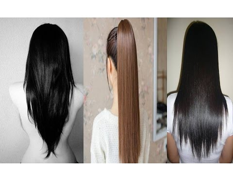 straight hair how to straighten hair overnight naturally without