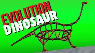 Evolving the GIANT DINOSAUR! - Evolution Simulator