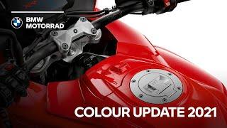 BMW Motorrad Colour Update 2021