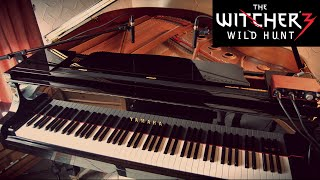 The Witcher 3 Soundtrack - Piano Cover | Sword of Destiny