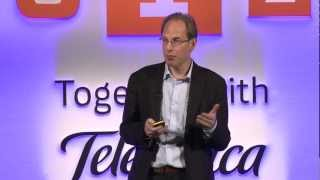 Simon Baron-Cohen: Autistic Spectrum Test | WIRED 2012 | WIRED