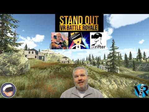 Standout VR Battle Royale Is The PUBG Of Virtual Reality And It Is Awesome To Play With Friends!