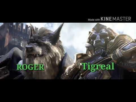 MOBILE LEGENDS MOVIE (Versi sunda) balmound &Miya vs Tigreal &Roger