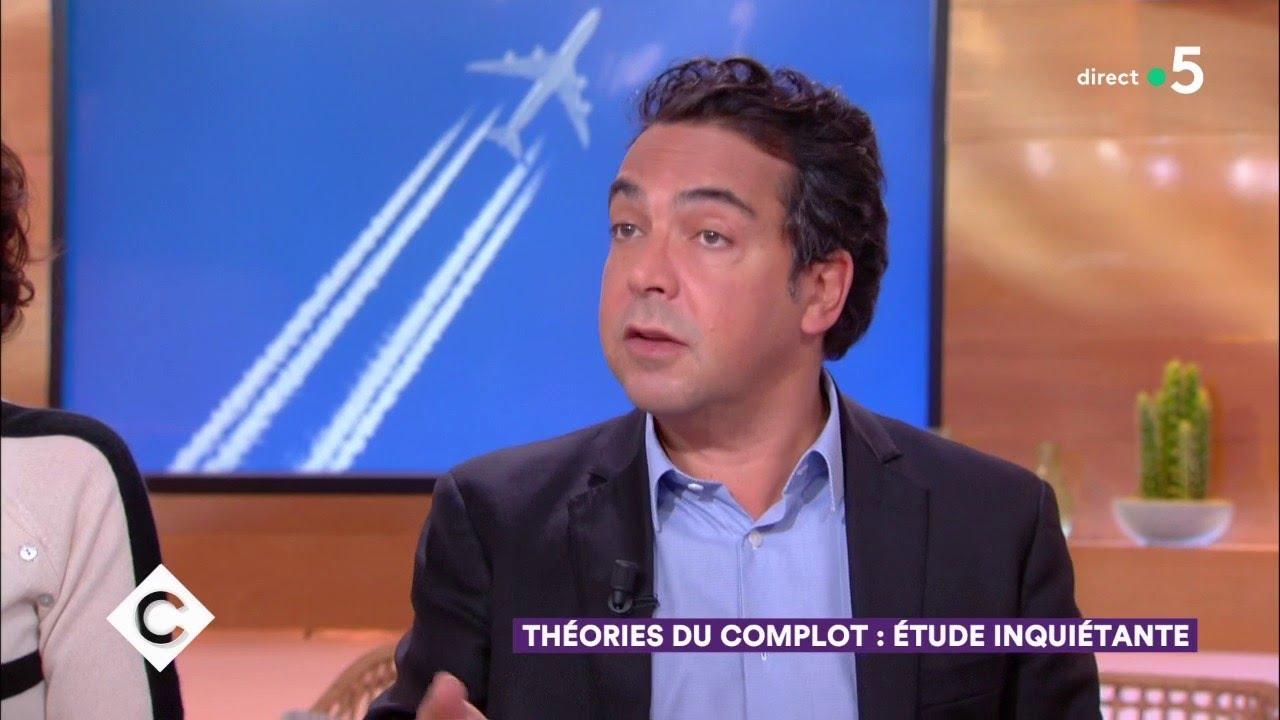 Download Théories du complot : étude inquiétante - C à Vous - 07/02/2019