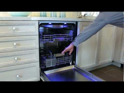 Cleaning Your Dishwasher Filter