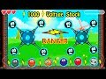 Red Ball 4 Electric Shock High Voltage All Balls Killed Laser Fun (Must Watch)