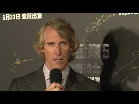Transformers: The Last Knight: Director Michael Bay China Premiere