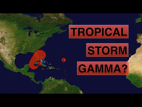 When Will Tropical Storm Gamma Form? Hurricane Teddy & TD Beta Impacts Update!