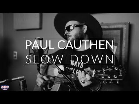 See Paul Cauthen Deliver an Ominous 'Slow Down' in Live Solo Performance