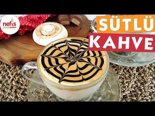 Bol Köpüklü Sütlü Kahve - S?cak ?çecek Tarifi - Nefis Yemek Tarifleri