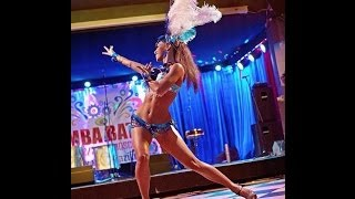 Jane Kornienko, Corazon Dance Show, 1st Moscow Samba Battle Presentation, Audience Choice Award
