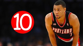 Brandon Roy's Top 10 Plays Of His Career