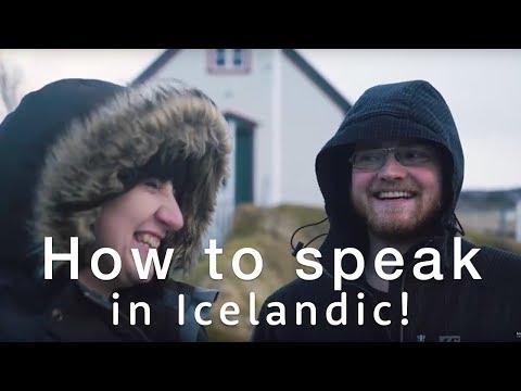 Icelandic Language - The Basics   Travel Better in... Iceland! 🌍 📔 🇮🇸