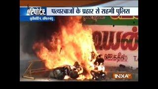Anti-Sterlite protests in Tamil Nadu,  9 killed in violence