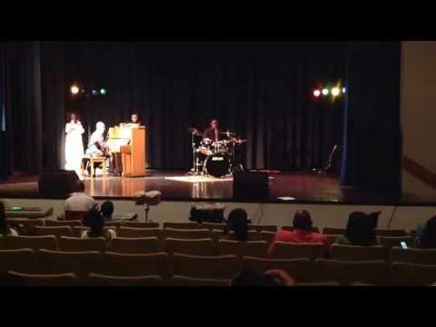 "Zach Wilson - ""Blue Bossa"" - Mitchell's Academy of Music Annual Recital 2014"
