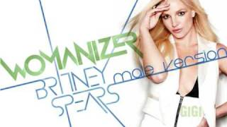 Britney Spears - Womanizer (male version) w/DL Link