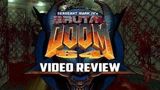 Mod Corner - Brutal Doom 64 (v1.0)