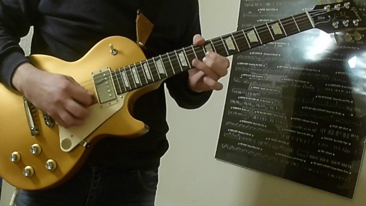 2017 gibson les paul tribute youtube. Black Bedroom Furniture Sets. Home Design Ideas