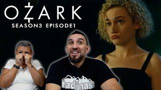 Ozark Season 3 Episode 1 'Wartime' Premiere REACTION!!