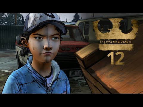Jirka Hraje - The Walking Dead Season 2 #12 - Utíkáme!